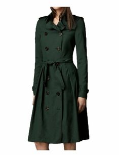 With this Ilsa Faust Mission Impossible 5 Trench Coat. deliver you finest look wherever you go as it is not just comfortable,but the best in every way possible. Ilsa Faust, Mission Impossible 5, Rebecca Ferguson, Collar Shirts, Double Breasted, Shirt Style, Cotton Fabric, Shirt Designs, Shirt Dress
