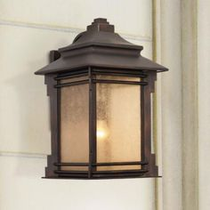 Franklin Iron Works™ Hickory Point Outdoor Light