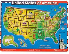 Usa Map Puzzles Online.Floor Puzzle Type U S A Map Puzzle 51 Pcs Game Searches