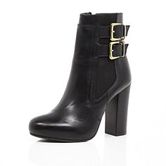 Bottines En Cuir à Ornements Lug Sole Zipper - Noir3.1 Phillip Lim VLe4O