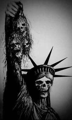 Skull liberty