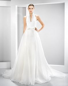 #6036 Nanda Devi Collection - 2016 Vestidos de novia - Jesús Peiró Wedding dresses - Jesús Peiró