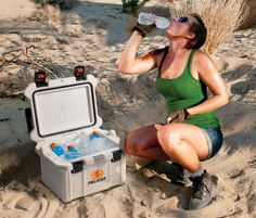 Pelican Elite Coolers: Like Refrigerators for Your Road Trip