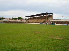 Estádio João Meirelles - Tambaú (SP) - Capacidade: 6 mil - Clube: União Tambaú