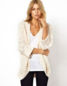 Oasis Relaxed Cardigan