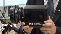 This compact camera captures glorious 8k ultra hd footage.just introduced in japan.