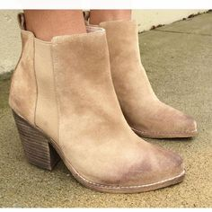 STUNNING Sol Sana boots!! In high end stores now! These gorgeous booties are available in stores now. I'm selling my pair....only worn twice. Excellent condition some discoloration from my jeans around the openings (pic posted) Sol Sana Shoes Ankle Boots & Booties