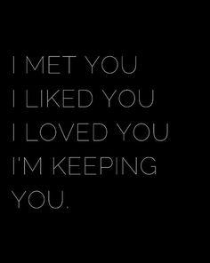 i love you quotes with u quotes love you ; i love you quotes for him ; love yourself quotes ; i love you quotes for him deep ; i love you quotes ; i love you quotes for him boyfriend ; i love you quotes for him husband ; in love with you quotes I Like Him Quotes, Simple Love Quotes, Soulmate Love Quotes, Love Yourself Quotes, Be Cool Quotes, You Are Mine Quotes, Perfect Man Quotes, Special Love Quotes, Cute Couple Quotes