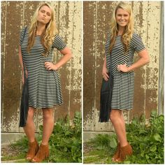 Spring Perfection Swing Dress