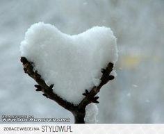 zimowe serce