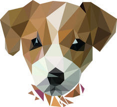 Muursticker diamond hondje is een schattige, originele muursticker voor in de kinderkamer. Bekijk ook onze andere muurstickers.