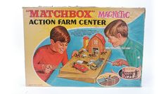Matchbox Superfast US Issue Magnetic Action Farm Center