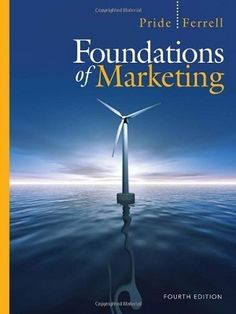 Free test bank for business marketing management b2b 10th edition by free test bank for foundations of marketing edition by pride ensure you to have solid foundation of marketing to prepare for both exams future career fandeluxe Choice Image