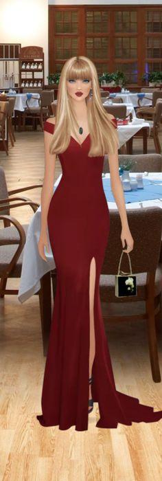 Fashion Dress Up Games, Covet Fashion Games, Fashion Dolls, Fashion Art, Fashion Dresses, Fashion Design, Award Show Dresses, Elegant Dresses, Formal Dresses
