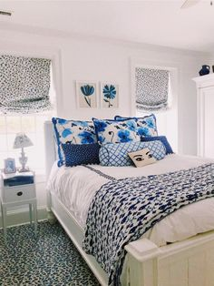 smart ideas for small apartment bedrooms 1 « A Virtual Zone Room Ideas Bedroom, Girls Bedroom, Bedroom Decor, Bedroom Inspo, Preppy Bedroom, Small Apartment Bedrooms, Cute Room Decor, Blue Rooms, Cozy Room