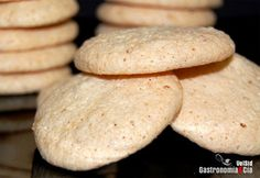Galletas de almendra y amaretto