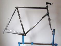 Very,very rare Colnago Super CX frameset