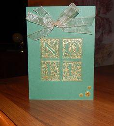 Noel card by Sandi0805