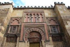 Mezquita de Cordoba, fusión de los estilos mudejar, renacentista y barroco