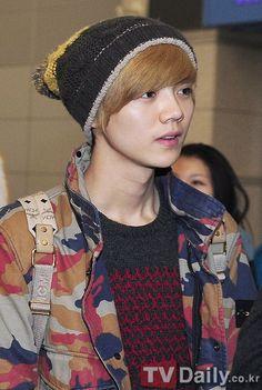 #kpop #exo #exom #weareone #Luhan #lulu #xiaolu #xiluhan #dearmydeer #deerlulu #fashion #airport