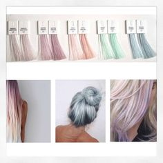 Instamatics by Wella are