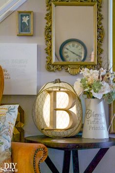 DIY fall decor from MichaelsMakers DIY Showoff
