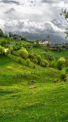 ROMANIA -- TRANSYLVANIA.