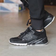 New Balance #black #sneakers @YOU
