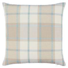 Buy John Lewis Harrow Check Cushion Online at johnlewis.com