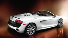 2012 Audi R8 Spyder  - http://www.dchaudioxnard.com/used-inventory/index.htm