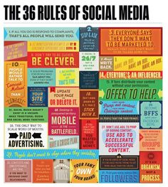 36 Rules of Social Media - Tyler Creative Group