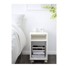29.99 OLTEDAL Nightstand - white - IKEA