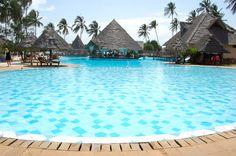 Exotic Vacations - The Leaders in Travel to Sandies Neptune Pwani Beach in Zanzibar