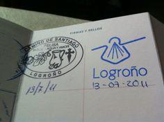 13-07-2011 Los Arcos – Logroño - Ramond and his Camino Santiago de ...