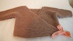 Child's knit sweater.