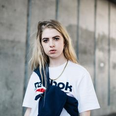 anais gallagher stars in reebok's new 90s throwback campaign http://ift.tt/2bdcxzD #iD #Fashion
