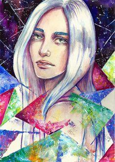 Crystal by Poplavskaya.deviantart.com on @DeviantArt