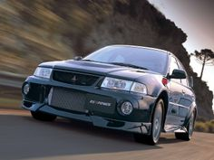 Ralliart Mitsubishi Carisma GT Evolution VI '1999