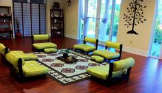 This multi-faceted offering of services at The Delray Center for Healing allows our clients to achieve a high recovery success rate. Meditation Rooms, Treehouse, Floor Chair, Serenity, This Is Us, Healing, Furniture, Home Decor, Decoration Home