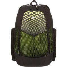 990b32a1c72664 Nike Mens Vapor Power Backpack Kids Nike School Backpack Volt Green Silver   Nike