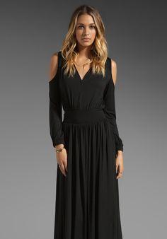 RACHEL PALLY Neptune Dress in Black at Revolve Clothing - Free Shipping!