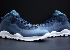 Air Jordan 10 Los Angeles