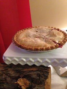 RR Diner's Cherry Pie, Twin Peaks