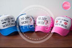 Be happy: Gorras Personalizadas Bucaramanga