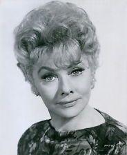 Vintage 1968 Lucille Ball Glamour TV & Film Headshot Publicity Portrait Photo