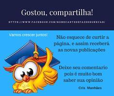 Página BonecArte by Cris Manhães Disney Characters, Videos, Craft