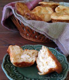 MIH Recipe Blog: Gluten Free Dinner Rolls (my new love!)