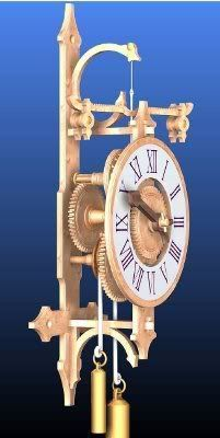 7 Free Wooden Gear Clock Plans for You Eccentric, Masochist Woodworkers   Wooden Clock Plans, Wooden Gear Clock, Wooden Gears, Woodworking Plans, Woodworking Projects, Yard Furniture, Cool Clocks, Clock Parts, Diy Clock