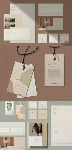 Elegant Brand Stationery Invoice Design, Letterhead Design, Branding Design, Psd Templates, Brochure Template, Envelope Design, Stationery Items, Business Branding, Graphic Design