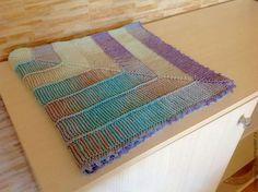 Текстиль, ковры ручной работы. Плед детский